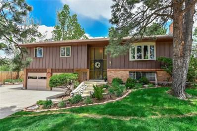 6921 Heatherwood Circle, Colorado Springs, CO 80918 - #: 4149101