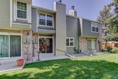 3421 S Ammons Street UNIT 29-2, Lakewood, CO 80227 - MLS#: 4149145