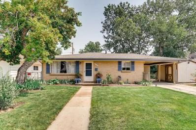 4720 Dudley Street, Wheat Ridge, CO 80033 - MLS#: 4150397