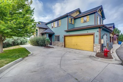 2552 W 82nd Lane UNIT A, Westminster, CO 80031 - #: 4152799