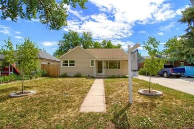1220 Verbena Street, Denver, CO 80220 - #: 4154290