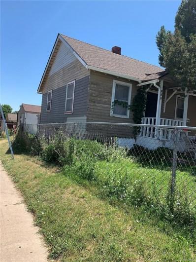 500 S Osceola Street, Denver, CO 80219 - #: 4158294