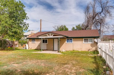 8053 Jasmine Street, Commerce City, CO 80022 - MLS#: 4160140
