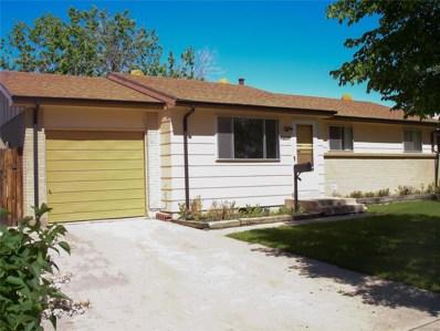 3225 Carson Street, Aurora, CO 80011 - #: 4167149