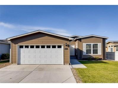 7811 St Vrain Drive UNIT 68, Frederick, CO 80530 - MLS#: 4169980
