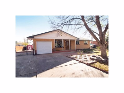 572 Jamaica Street, Aurora, CO 80010 - MLS#: 4171368