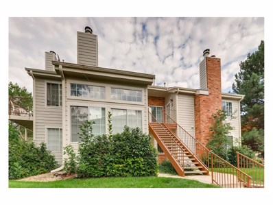 13834 E Lehigh Avenue UNIT D, Aurora, CO 80014 - MLS#: 4174967