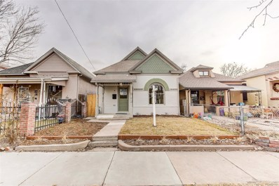 34 Fox Street, Denver, CO 80223 - MLS#: 4176668