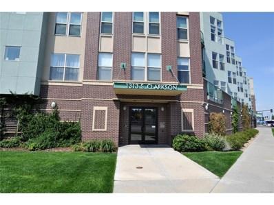 1313 S Clarkson Street UNIT 403, Denver, CO 80210 - MLS#: 4176921