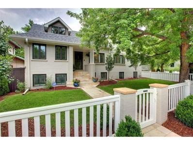 303 Vine Street, Denver, CO 80206 - MLS#: 4180294