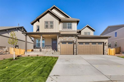 1875 Pinion Wing Circle, Castle Rock, CO 80108 - #: 4180981