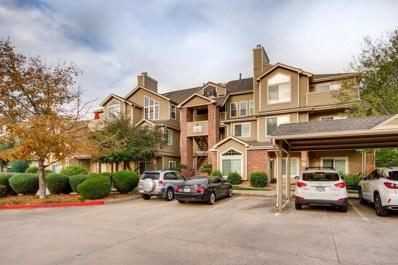 4760 S Wadsworth Boulevard UNIT M302, Littleton, CO 80123 - MLS#: 4181704