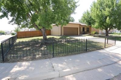 4710 Marabou Way, Colorado Springs, CO 80911 - MLS#: 4184166