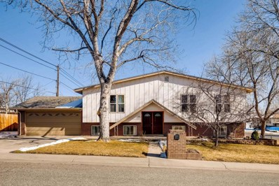 5980 Quail Street, Arvada, CO 80004 - MLS#: 4184431
