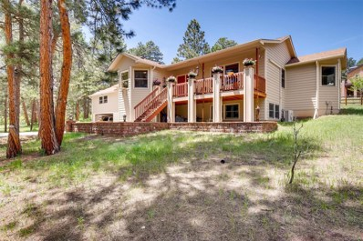4185 Red Rock Drive, Larkspur, CO 80118 - #: 4186261
