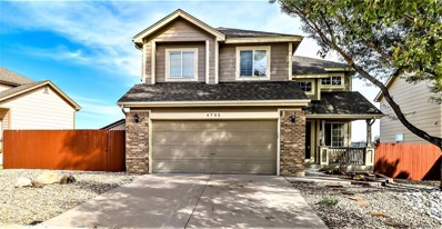 4795 Findon Place, Colorado Springs, CO 80922 - MLS#: 4186364