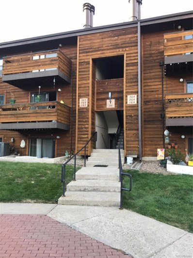 331 Wright Street UNIT 303, Lakewood, CO 80228 - MLS#: 4188082