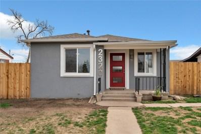 2320 S Galapago Street, Denver, CO 80223 - #: 4192880
