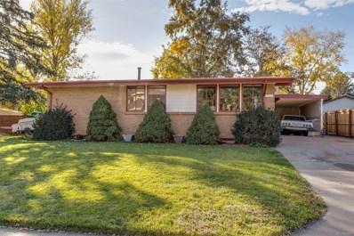 2161 S Wolcott Court, Denver, CO 80219 - MLS#: 4194224