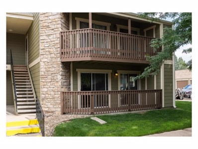 3490 S Eagle Street UNIT 101, Aurora, CO 80014 - MLS#: 4196198