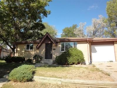 8451 De Soto Drive, Denver, CO 80229 - MLS#: 4197042