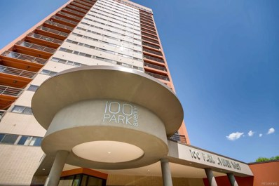 100 Park Avenue UNIT 508, Denver, CO 80205 - MLS#: 4198176
