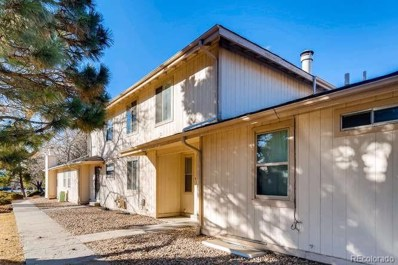 11541 E Cedar Avenue, Aurora, CO 80012 - #: 4199659