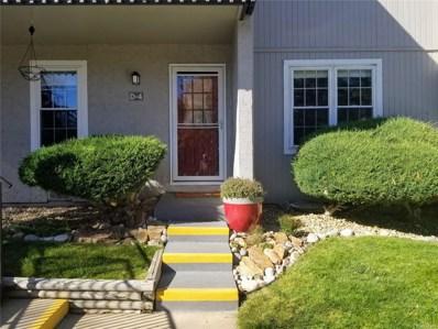 7105 S Gaylord Street UNIT D04, Centennial, CO 80122 - #: 4201459