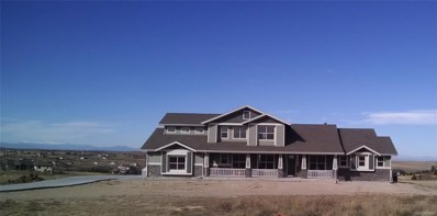 3451 Antelope Ridge Trail, Parker, CO 80138 - MLS#: 4202488