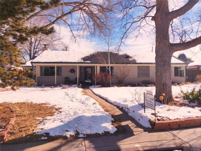 500 Oneida Street, Denver, CO 80220 - #: 4210198