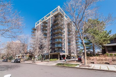 1150 Vine Street UNIT 1102, Denver, CO 80206 - MLS#: 4210712