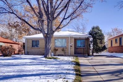 2950 Poplar Street, Denver, CO 80207 - #: 4213877