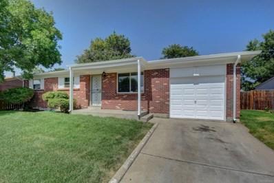 12461 Hickman Place, Denver, CO 80239 - MLS#: 4215980