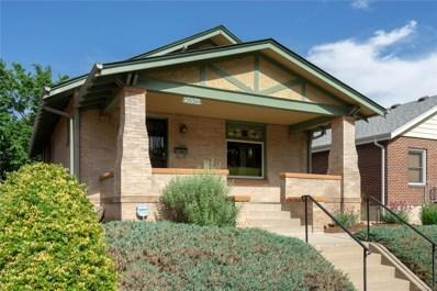 3836 Newton Street, Denver, CO 80211 - MLS#: 4220066