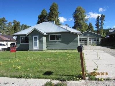 305 Mount Bartlett Drive, Leadville, CO 80461 - #: 4220494