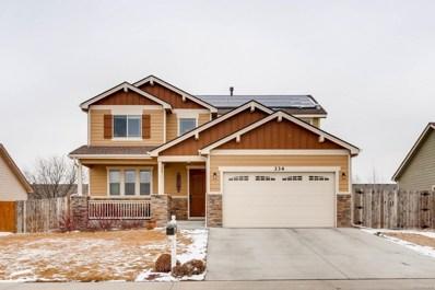 334 Redwood Avenue, Eaton, CO 80615 - MLS#: 4222102