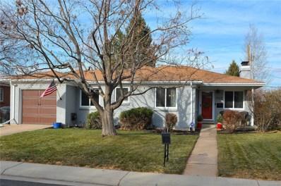 5523 E Utah Place, Denver, CO 80222 - MLS#: 4222180