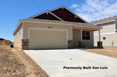 1120 Johnson Street, Wiggins, CO 80654 - #: 4222775