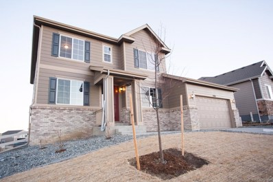 17870 Calendula Drive, Parker, CO 80134 - MLS#: 4224436