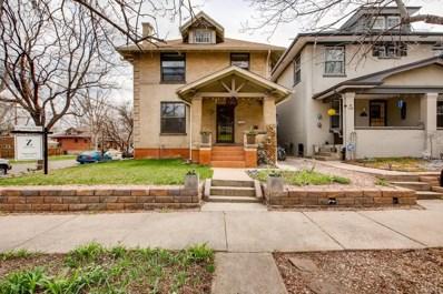 1598 Cook Street, Denver, CO 80206 - #: 4224945