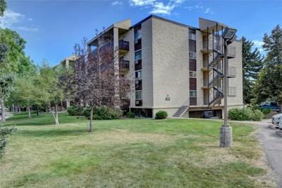 6930 E Girard Avenue UNIT 406, Denver, CO 80224 - MLS#: 4235915