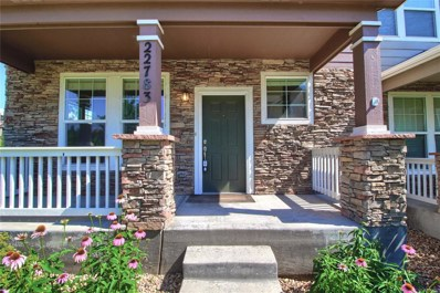 22783 E Briarwood Place, Aurora, CO 80016 - MLS#: 4236611
