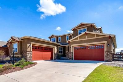 9204 Dome Rock Place, Colorado Springs, CO 80924 - MLS#: 4237926