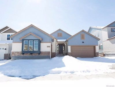 18392 W 93rd Place, Arvada, CO 80007 - #: 4242148