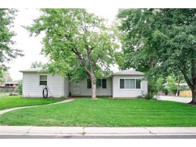 5180 S Grant Street, Littleton, CO 80121 - MLS#: 4247499