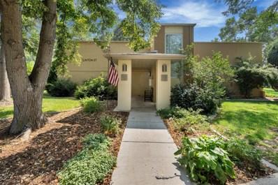 635 S Clinton Street UNIT 1A, Denver, CO 80247 - MLS#: 4249989