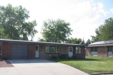 1155 S Knox Court, Denver, CO 80219 - MLS#: 4251119