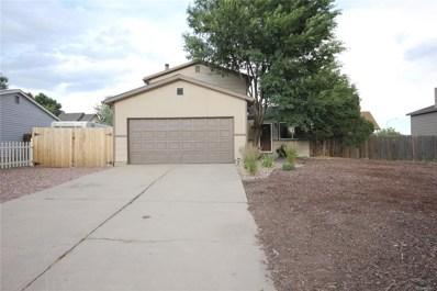4367 Deerfield Hills Road, Colorado Springs, CO 80916 - MLS#: 4251710