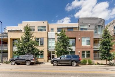 1655 Walnut Street UNIT 309, Boulder, CO 80302 - MLS#: 4253667