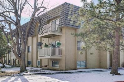 7395 E Quincy Avenue UNIT 105, Denver, CO 80237 - MLS#: 4253927